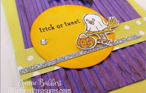 CCMC Saturday Blog Hop – Cute Halloween card