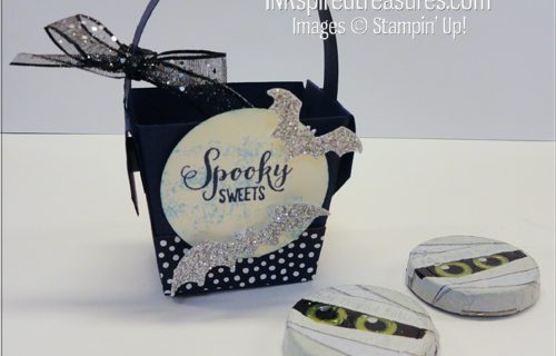 Saturday Blog Hop – Halloween Favor